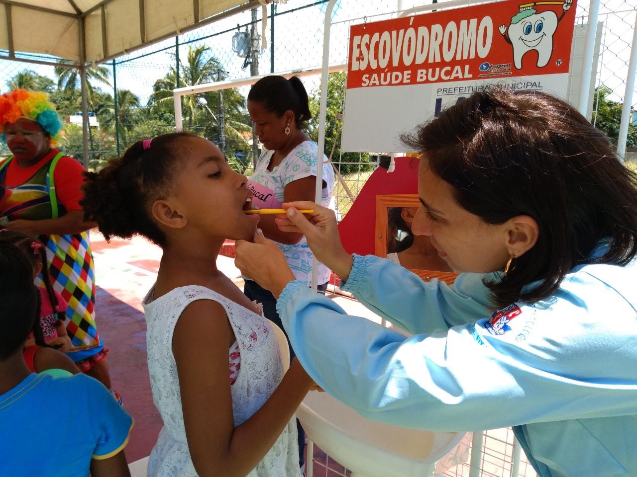 Projeto Filhos do Jorge leva atendimentos em saúde para crianças das Aldeias S.O.S