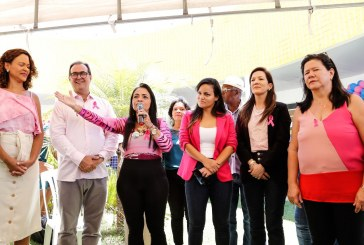Lauro de Freitas abre Outubro Rosa e intensifica ações de prevenção ao câncer de mama e útero