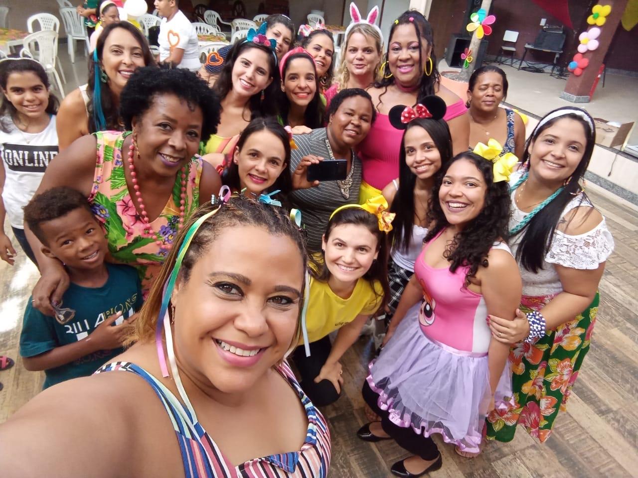 CAPS I de Lauro de Freitas celebra a festa do Dia das Crianças