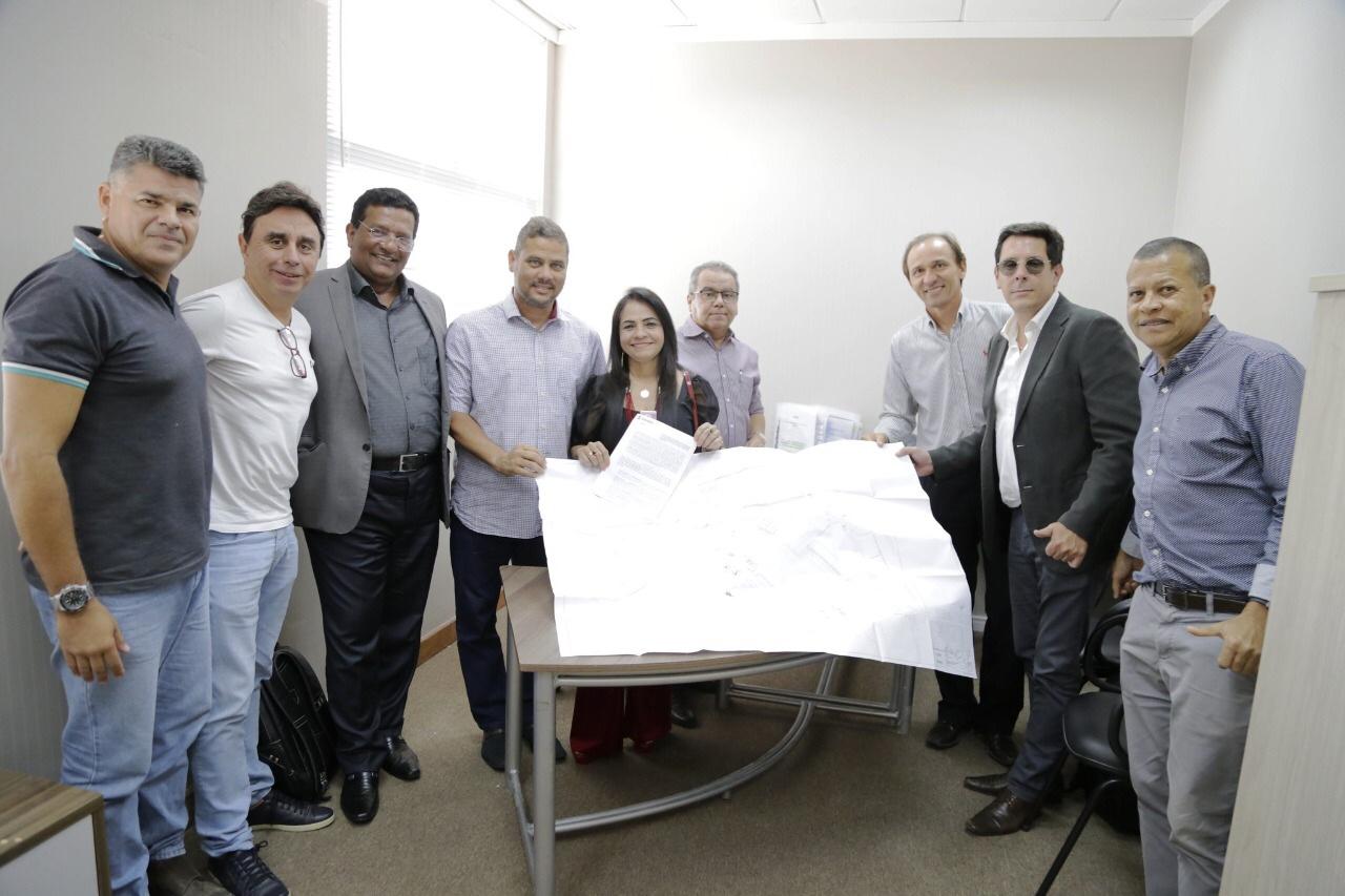 Parque Shopping promove ajustes nas obras de intervenções viárias em Lauro de Freitas