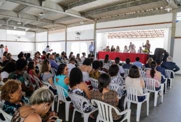 Projeto lançado nesta quinta-feira (07) disponibiliza cursos profissionalizantes para beneficiários do Bolsa Família