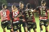 Vitória goleia o Brasil-RS, abre seis pontos do Z-4 e respira