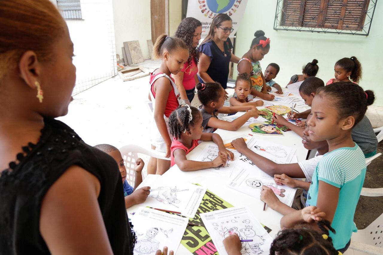 Embasa se reúne com a comunidade do Capelão neste sábado (9)