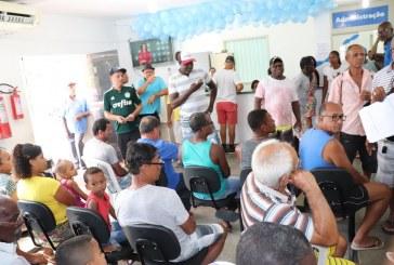 Mais de cem consultas e exames são realizados na abertura do Novembro Azul em Lauro de Freitas