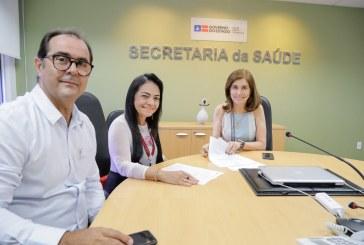 Lauro de Freitas recebe equipamento para o tratamento do pé diabético