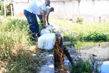 Ações para despoluição do Rio Sapato mostram resultados positivos
