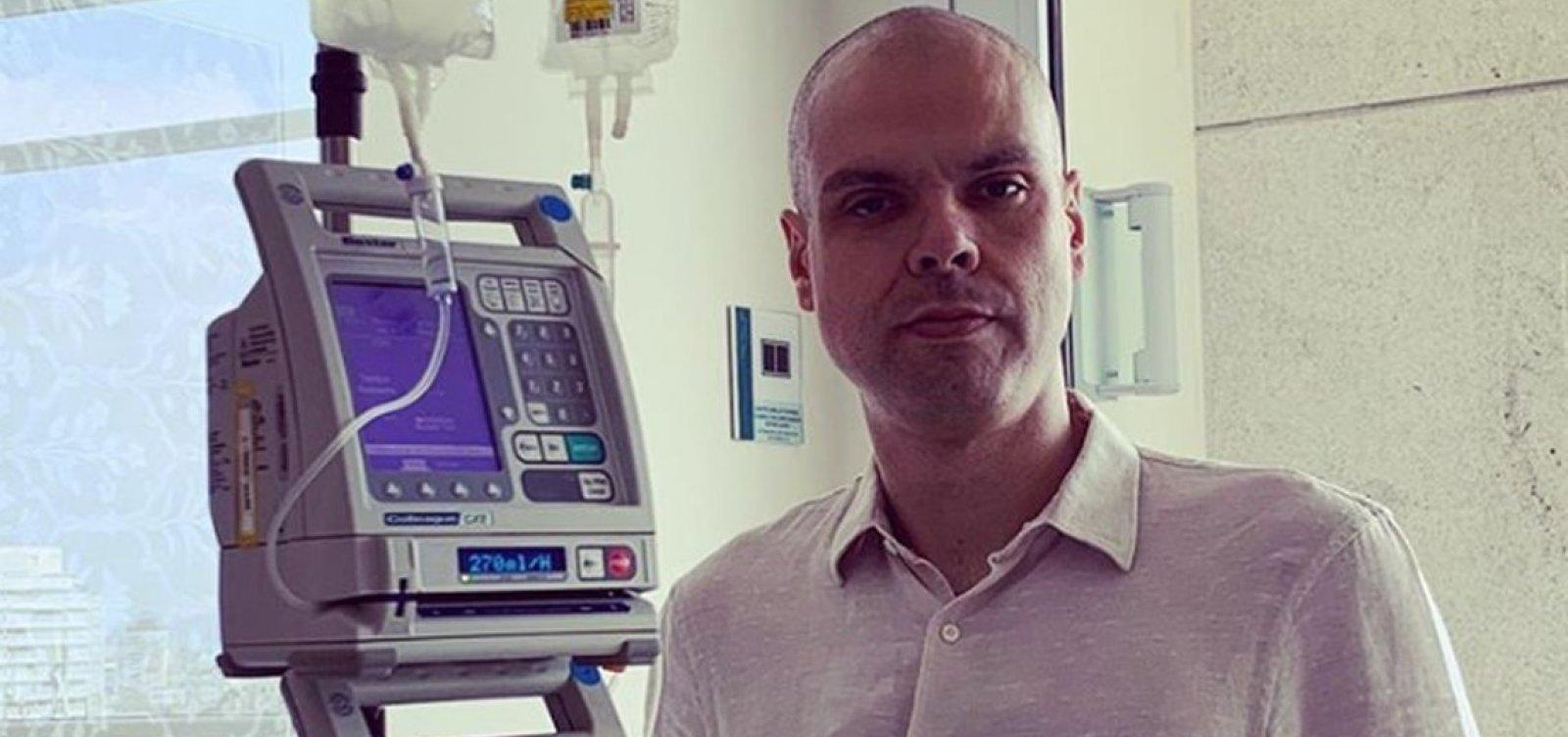 Bruno Covas está em 'excelente estado clínico', de acordo com médicos