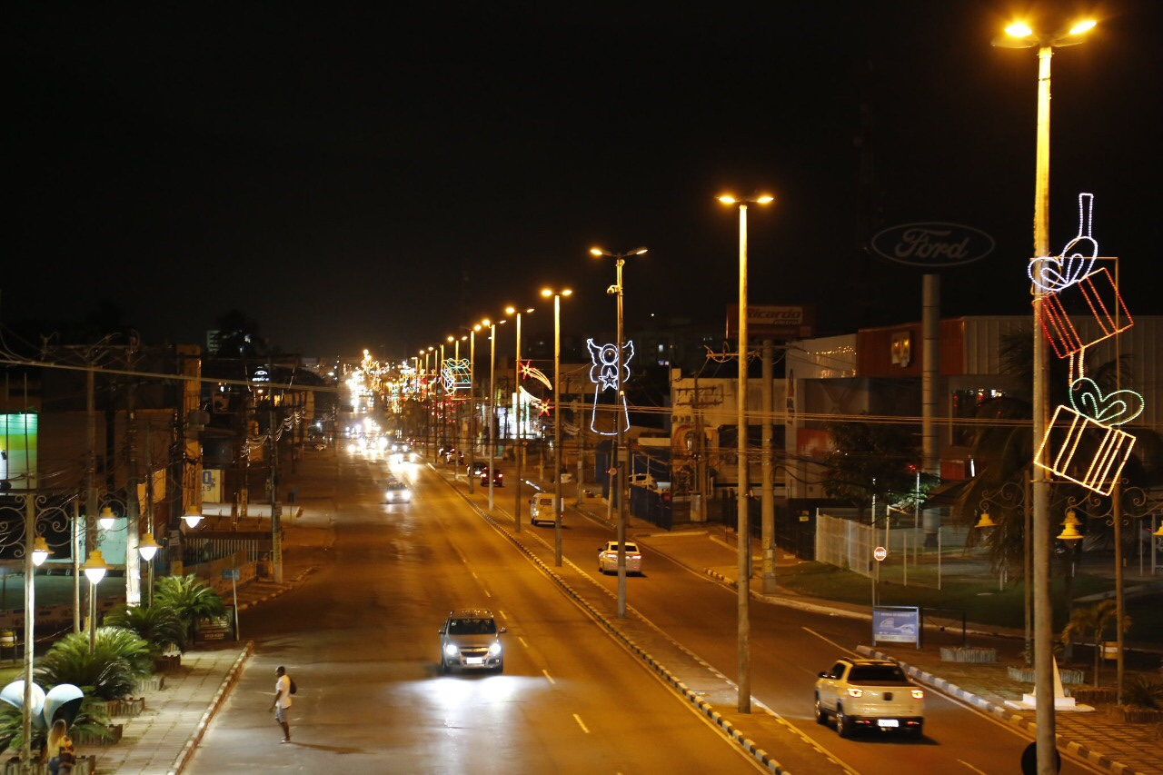 Lauro de Freitas inaugura Iluminação de Natal nesta sexta-feira (6)