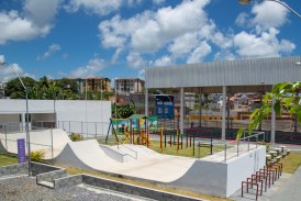 Prefeitura de Lauro de Freitas inaugura Estação Cidadania nesta quinta-feira (12) na Itinga