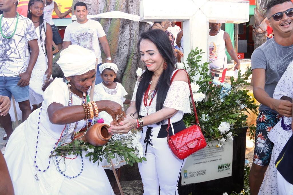 Cortejo Cultural arrasta tradição e alegria pelas ruas da Itinga