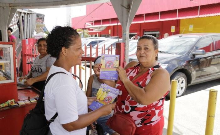 CCZ de Lauro de Freitas reforça alerta sobre riscos da dengue