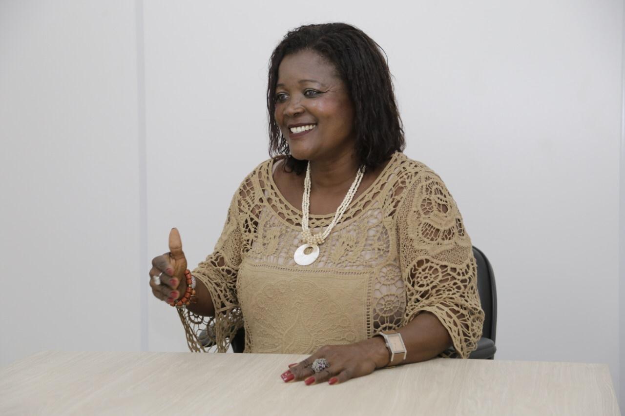 Nova secretária de Políticas para Mulheres de Lauro de Freitas toma posse nesta segunda-feira (9)