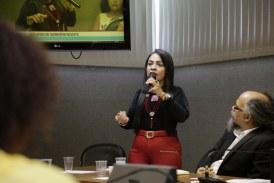 Prefeita Moema participou de audiência pública, que debateu a regularização do Quilombo de Quingoma