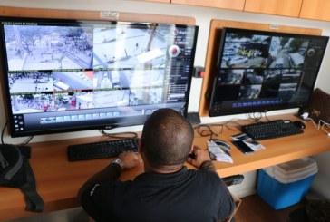 Reconhecimento Facial e câmera térmica monitoram Bonfim