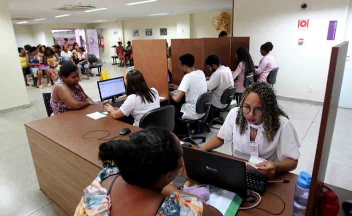Hospital da Mulher atende mais de mil pacientes em triagem para consultas