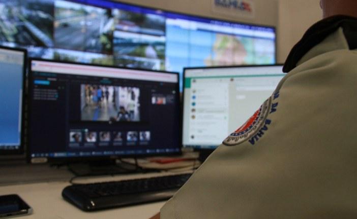 Assaltante é o 120º criminoso flagrado por tecnologia da SSP na Lavagem do Bonfim