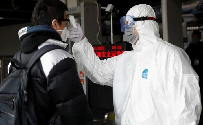 Número de mortos pelo coronavírus passa de 1,7 mil; pelo menos 28 países têm casos confirmados