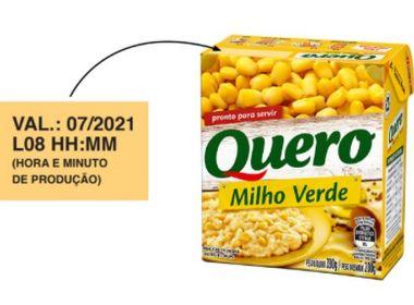 Heinz anuncia recall de milho verde por risco de contaminação por bactéria