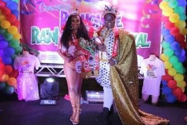 Conheça agora o Rei Momo e a Rainha do Carnaval 2020 de Lauro de Freitas