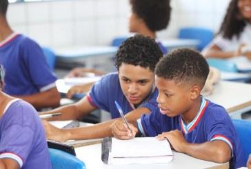 Em 2020, Governo do Estado amplia em 100% a oferta de Educação Integral na Bahia