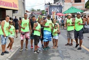 Carnaval do Capelão é marcado por clima de tranquilidade, pertencimento e diversão