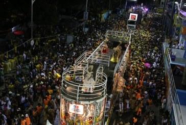 E mais um ano, o Ilê vai subir a Ladeira do Curuzu com um apoio tamanho G. G de Gente. G de Governo do Estado