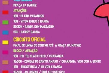 Lauro Folia 2020: confira a programação do melhor Carnaval da RMS