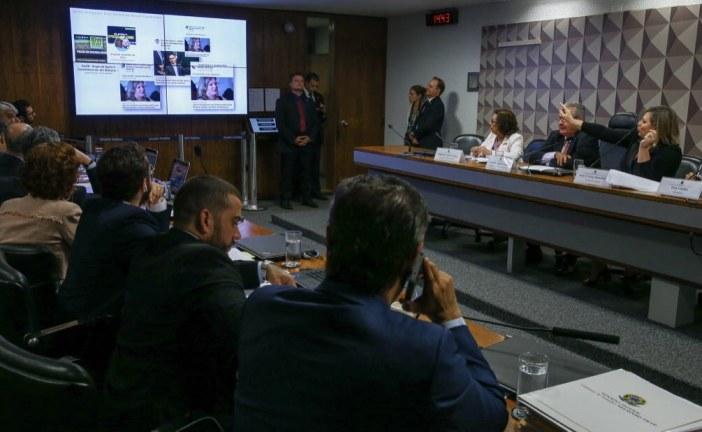 CPMI busca rastrear rede que fez disparos em massa na eleição de 2018
