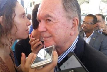 Vice-governador João Leão deve ter alta hospitalar nesta sexta-feira