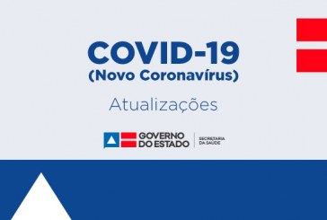 Sesab emite primeiro boletim informativo desta sexta-feira, sobre o Coronavírus