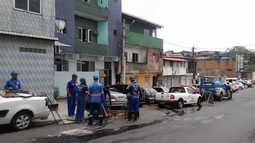 Justiça proíbe Embasa de suspender abastecimento de água dos baianos; multa diária é de R$ 50 mil