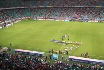 Baianão 2020: na Fonte Nova, Bahia empata sem gols com o Doce Mel