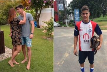 Namorado da mãe de Neymar já namorou com empresário de Salvador e atuou na base do Bahia