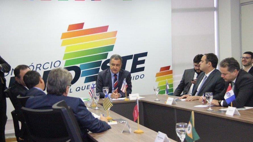 Nelson Teich confirma reunião com Rui Costa e governadores do Nordeste
