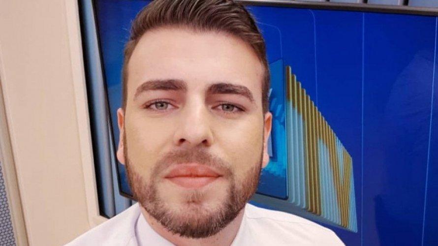 Globo demite apresentador que recebeu foto de pênis ao vivo