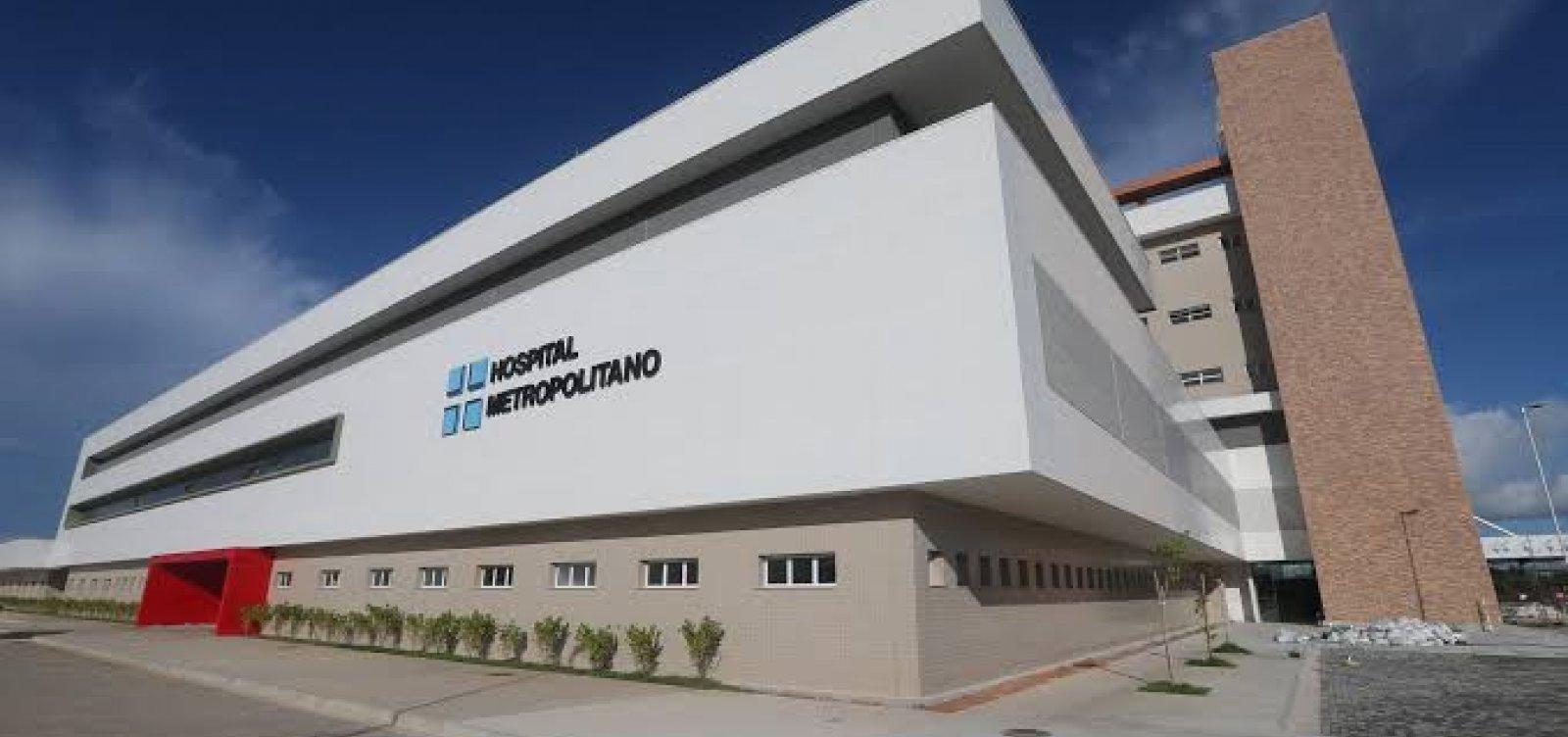 IBDAH administrará Hospital Metropolitano em Lauro de Freitas que deve começar a funcionar nos próximos dias