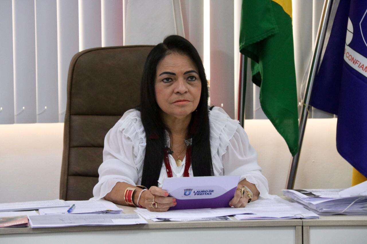 Coletivo estadual de mulheres do PT se solidariza com a prefeita ...
