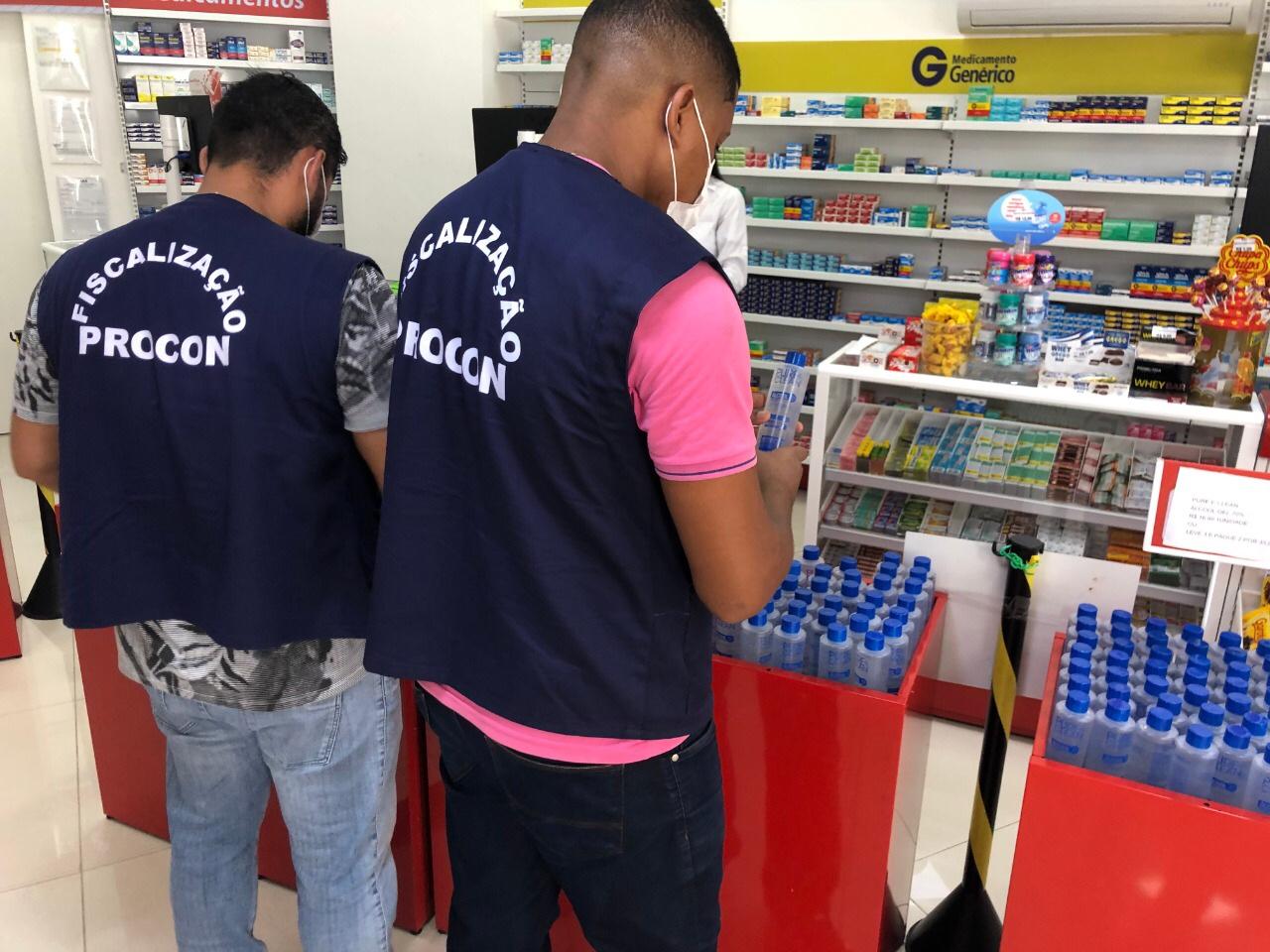 PROCON de Lauro de Freitas autuou estabelecimentos comerciais por prática de preços abusivos