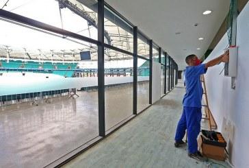 Coronavírus: Hospital de Campanha Fonte Nova abre processo seletivo para profissionais