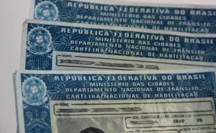 Detran-BA retoma renovação da CNH por agendamento no SAC digital