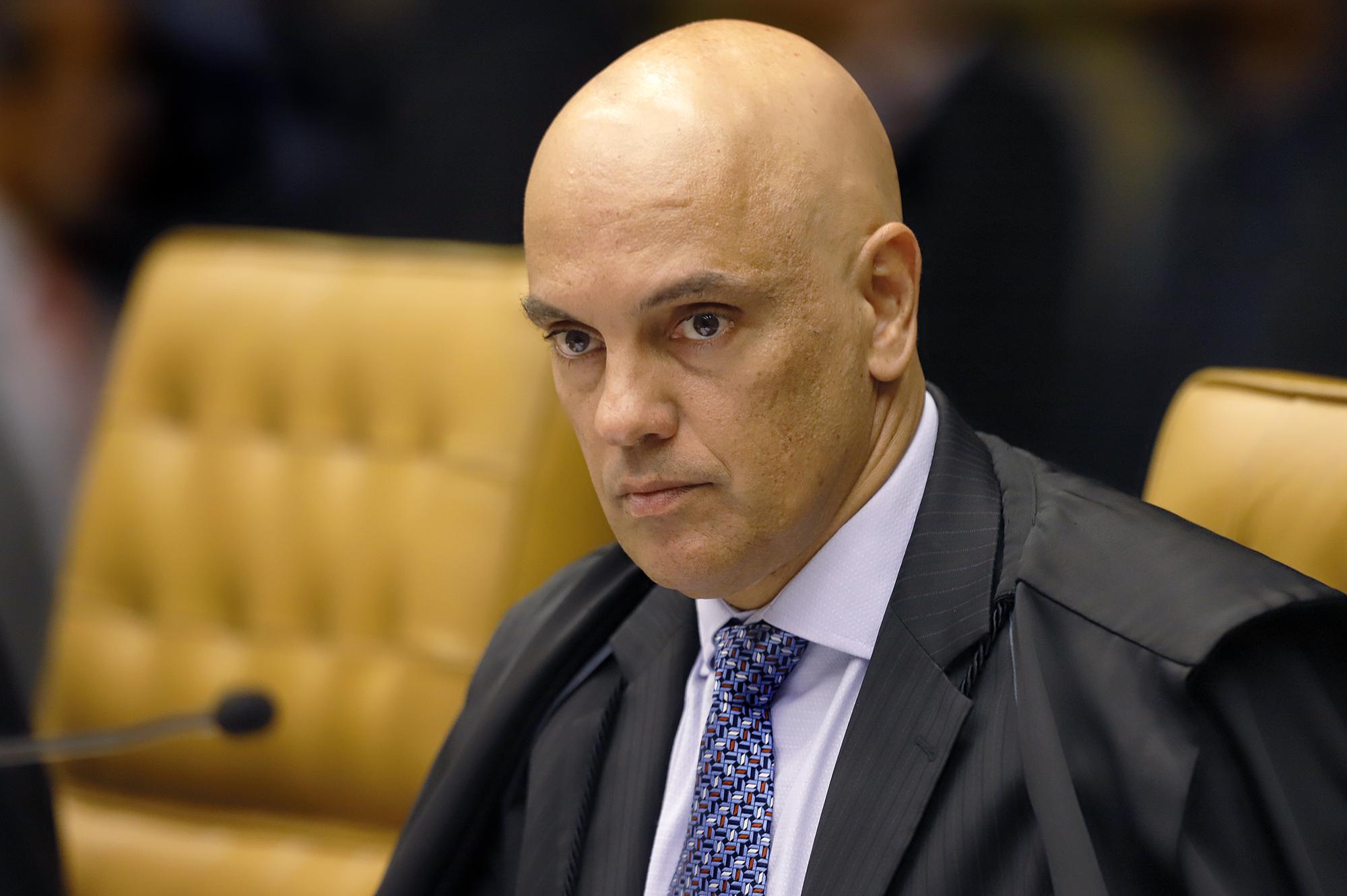Ministro Alexandre de Moraes, mantém suspensão da nomeação de Ramagem à direção da PF
