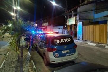Vídeo: 2º Dia do Toque de Recolher em Lauro de Freitas