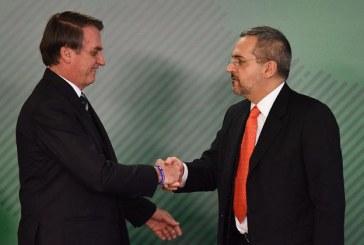 Bolsonaro aciona STF para evitar depoimento e prisão de Weintraub