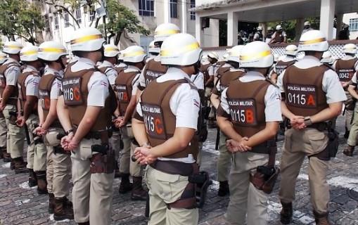 Resultado provisório do concurso da PM e Bombeiros é divulgado pelo governo da Bahia