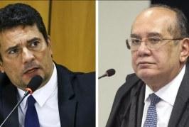 Gilmar Mendes diz que Moro vazou delação de Palocci para favorecer Bolsonaro e prejudicar Haddad