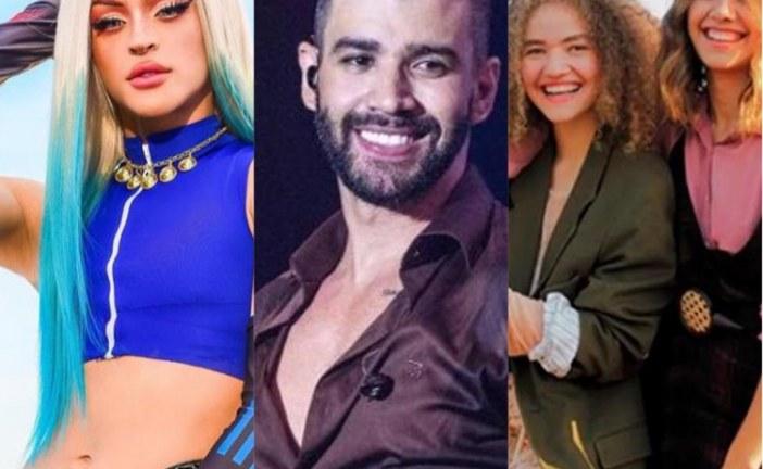 Lives do final de semana contam com Anavitória, Pabllo Vittar e Gusttavo Lima