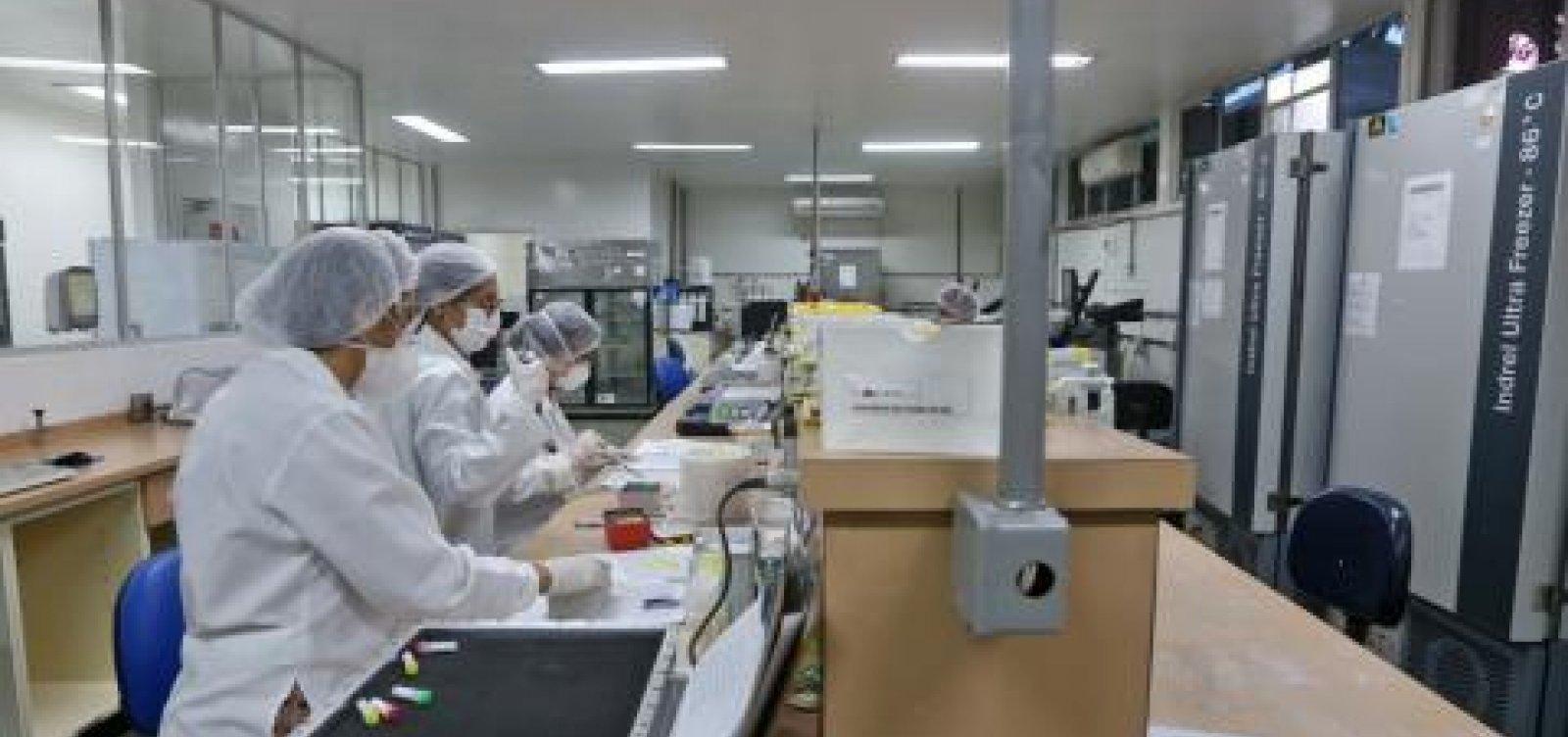 Bahia ocupa segundo lugar no ranking nacional de testagens