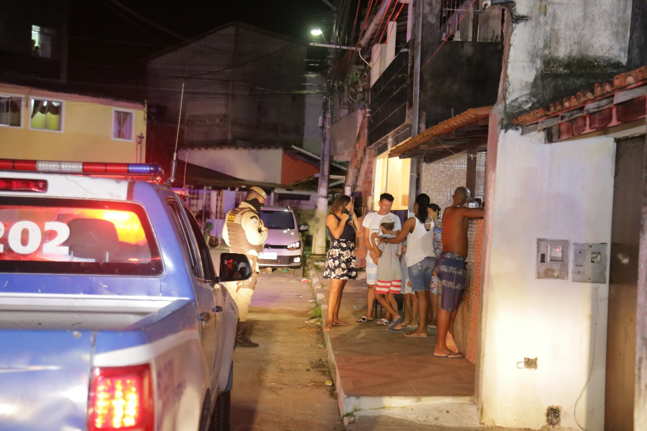 Oito bares são fechados durante Operação de Segurança contra o Covid 19 em Lauro de Freitas