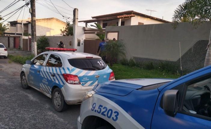 Polícia e Prefeitura encerram mais uma Festa em Vilas do Atlântico