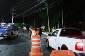 Circulação noturna segue restrita em Lauro de Freitas até 7 de junho